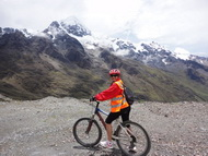 Bike and Hike to Machu Picchu in Cusco Peru