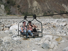 Hiking and biking adventure - Inca Jungle tour