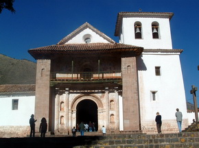 Tours from Cusco to Puno, Andahuylillas Church, S A Sistine Chapel