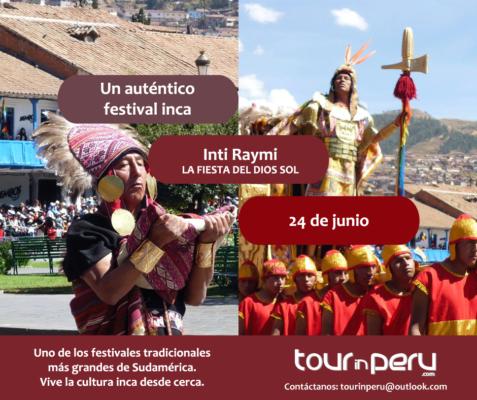 Disfruta del Inti Raymi y Machu Picchu el 24 de Junio