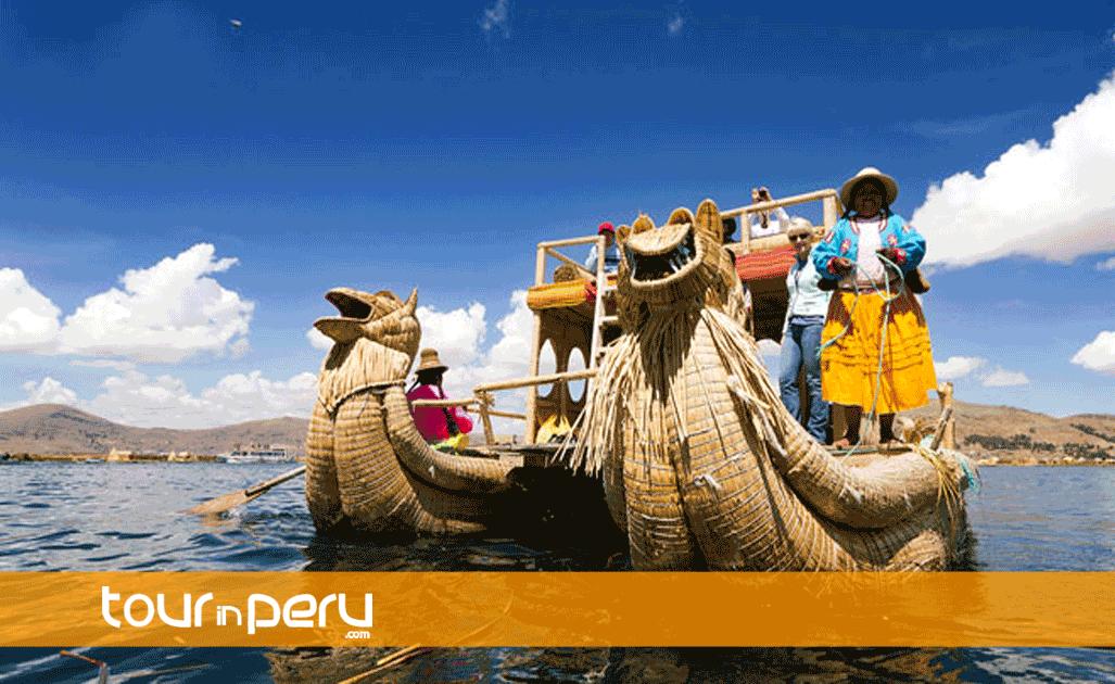 Islas de los Uros y Taquile en Titicaca – Tour de 1 Día