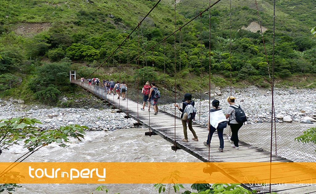 Bicicleta y Caminata a MachuPicchu, Inca Jungle, 4 días 3 noches