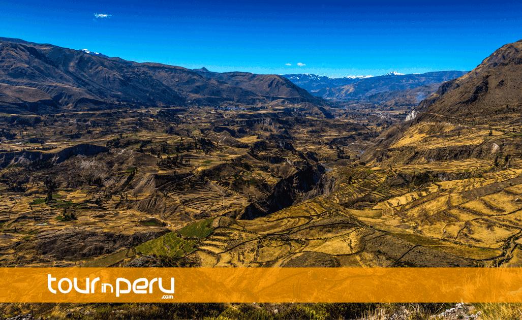 Tour al Cañón de Colca, Arequipa – 2 Días 1 Noche