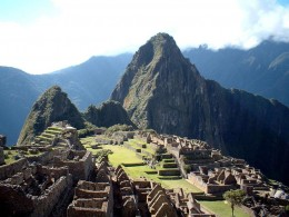 Machu Picchu es la mejor maravilla del mundo moderno