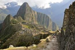 Vista de Camino a Machu Picchu solo, con amigos o familia