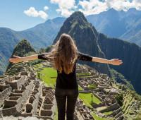 Viaja a Machu Picchu solo y desconéctate