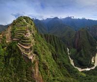 Paisajes increíbles en el Camino Inca a Machu Picchu
