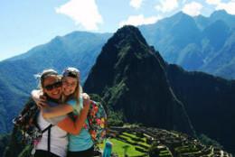 Un viaje de amigas encantador a Machu Picchu