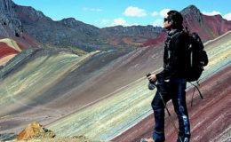 Viaja a la Montaña Arcoiris en un tour de 1 día