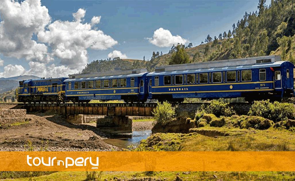 Tren Vistadome a Machu Picchu – 1 día