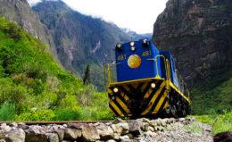 Tren Vistadome a Machu Picchu en Tour de 1 Día con TOURinPERU