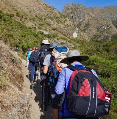 Reserva tu próxima aventura del Camino Inca Corto con TOUR IN PERU