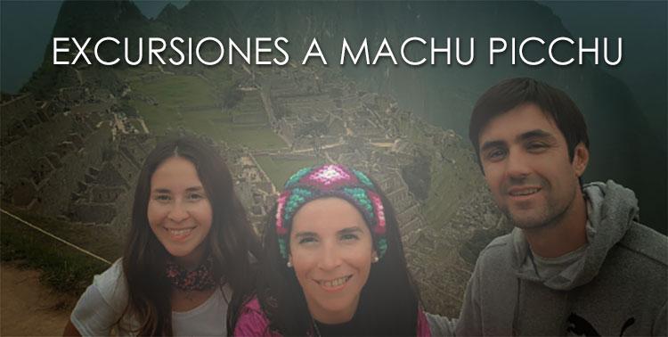EXCURSIONES a MACHU PICCHU, una aventura inolvidable en los Andes y el santuario Inca
