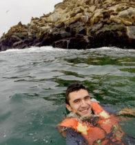 Islas Palomino, un tour en yate con lobos marinos