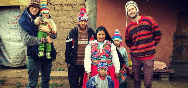 Pernocte en el Lago Titicaca en casa de una familia típica