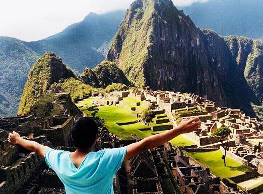 El Turismo Responsable protege el patrimonio cultural como la maravilla del mundo Machu Picchu
