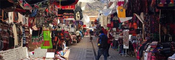 Código de Conducta del Turista: Comprar a artesanos locales