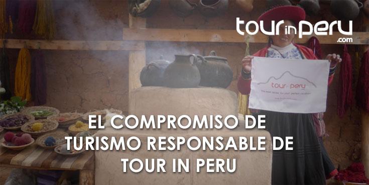 El compromiso del turismo responsable de TOURinPERU