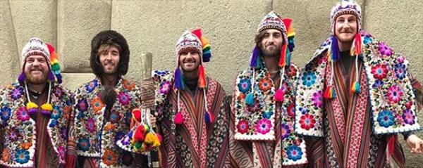 Turista responsable es el que compra local y respeta la cultura andina