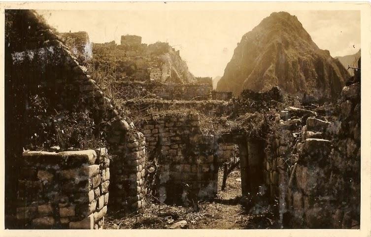 La Verdad Del Descubrimiento De Machu Picchu