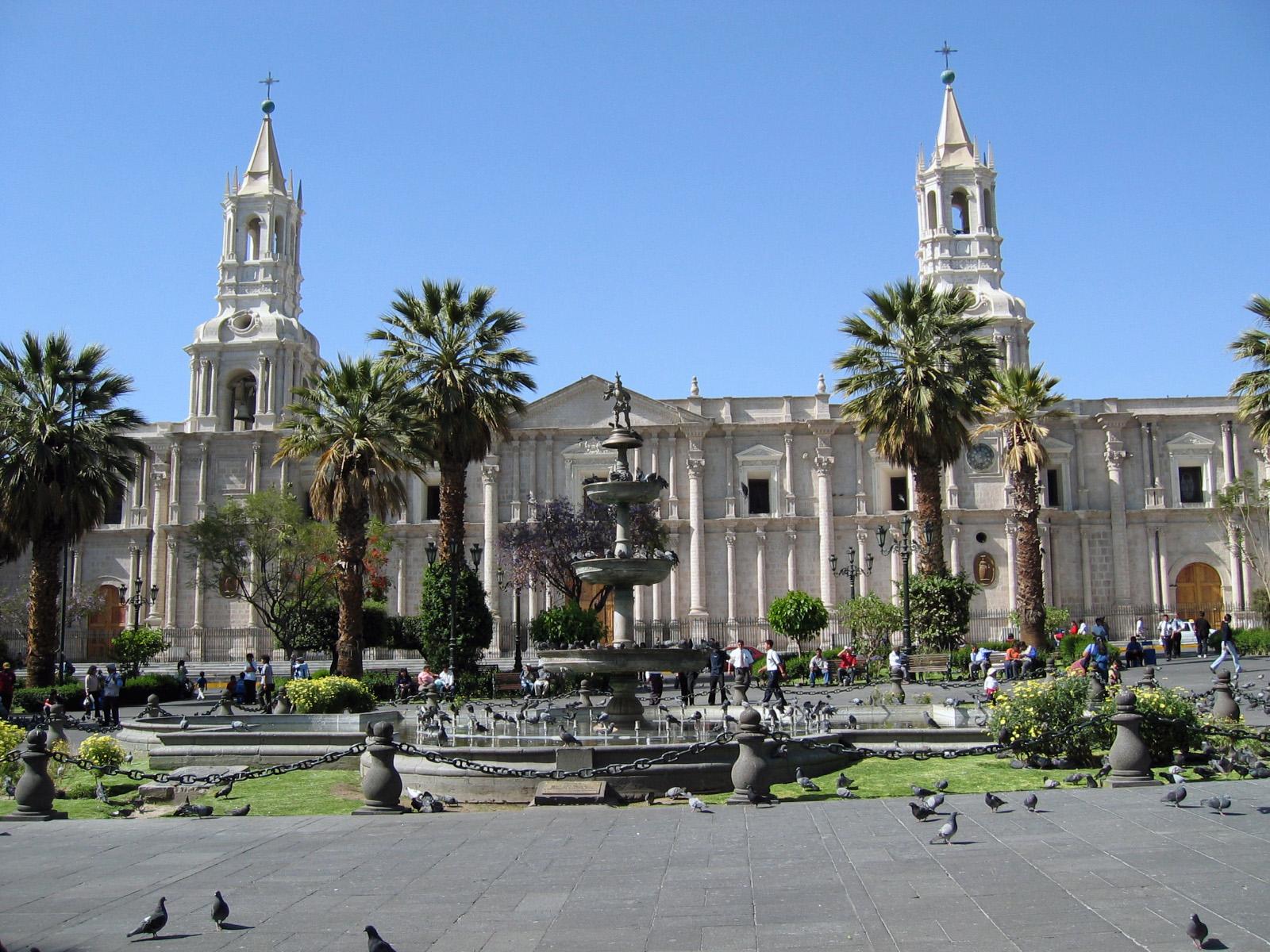 la ciudad de arequipa – Informacion General