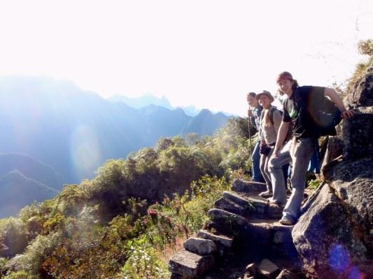 Tercera Razón: Llegar a Machu Picchu por el Camino Inca: