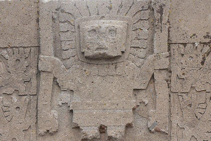 Wiracocha, Dios Principal y Creador de los Incas